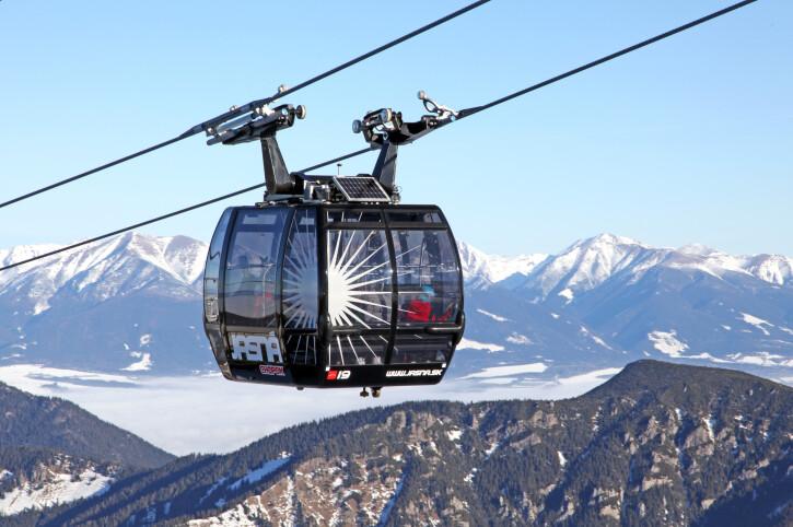Jasná - lyžiarske stredisko